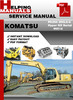 Thumbnail Komatsu PC200 200LC-6 Hyper GX Serial 96514 and up Shop Service Repair Manual Download