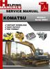 Thumbnail Komatsu PC220-5 Serial 35001 and up Shop Service Repair Manual Download
