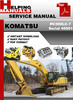 Thumbnail Komatsu PC300LC-7 Serial 40001 AND UP Shop Service Repair Manual Download