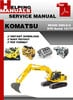Thumbnail Komatsu PC230 230LC-6 STD Serial 10177 and up Shop Service Repair Manual Download
