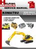 Thumbnail Komatsu PC230 230LC-6 STD Serial 10177 and up Shop Service Repair Manual Download