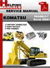 Thumbnail  Komatsu PC450LC-7  Service Repair Manual Download