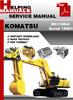 Thumbnail Komatsu PC1100-6 Serial 10001 and up Shop Service Repair Manual Download