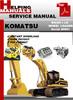 Thumbnail Komatsu WAl20-1 LC WHEEL LOADER Serial 20001 and up Shop Service Repair Manual Download