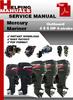 Thumbnail Mercury Mariner Outboard 4 5 6 HP 4-stroke Service Repair Manual Download