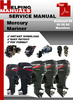 Thumbnail Mercury Mariner Outboard 45 50 55 60 Marathon Service RepairManual Download