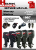 Thumbnail Mercury Mariner Outboard 75 Hp Seapro 3 Cylinder 1987-1993 Service Repair Manual Download