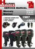 Thumbnail Mercury Mariner Outboard 75 Hp XD 3 Cylinder 1987-1993 Service Repair Manual Download