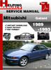 Thumbnail Mitsubishi Galant 1989-1993 Service Repair Manual Download