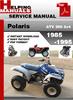 Thumbnail Polaris ATV 250 2x4 1985-1995 Service Repair Manual Download