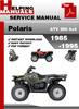 Thumbnail Polaris ATV 250 4x4 1985-1995 Service Repair Manual Download
