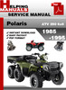 Thumbnail Polaris ATV 250 6x6 1985-1995 Service Repair Manual Download