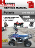 Thumbnail Polaris ATV 300 2x4 1985-1995 Service Repair Manual Download