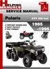 Thumbnail Polaris ATV 300 6x6 1985-1995 Service Repair Manual Download