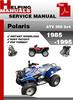 Thumbnail Polaris ATV 350 2x4 1985-1995 Service Repair Manual Download
