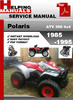 Thumbnail Polaris ATV 350 4x4 1985-1995 Service Repair Manual Download