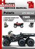 Thumbnail Polaris ATV 400 6x6 1985-1995 Service Repair Manual Download