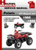 Thumbnail Polaris ATV Magnum 2x4 1985-1995 Service Repair Manual Download