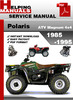 Thumbnail Polaris ATV Magnum 4x4 1996-1998 Service Repair Manual Download