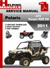 Thumbnail Polaris ATV Ranger RZR SW 2011 Service Repair Manual Download