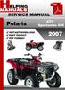 Thumbnail Polaris ATV Sportsman 450 2007 Service Repair Manual Download
