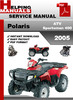 Thumbnail Polaris ATV Sportsman 400 2005 Service Repair Manual Download