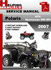 Thumbnail Polaris ATV Sportsman 500 EFI 2007 Service Repair Manual Download