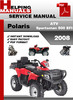 Thumbnail Polaris ATV Sportsman 500 EFI 2008 Service Repair Manual Download