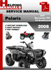 Thumbnail Polaris ATV Sportsman 500 X2 Quadricycle 2008 Service Repair Download