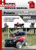 Thumbnail Polaris ATV Sportsman 700 2005 EFI Service Repair Manual Download