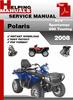 Thumbnail Polaris ATV Sportsman 800 Touring 2008 Service Repair Manual Download
