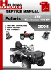 Thumbnail Polaris ATV Sportsman 800  EFI 2005 Service Repair Manual Download