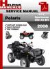 Thumbnail Polaris ATV Sportsman 800 X2 EFI 2008 Service Repair Manual Download