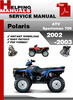 Thumbnail Polaris ATV Sportsman 700 2002-2003 Service Repair Manual Download