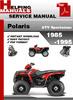 Thumbnail Polaris ATV Sportsman 1985-1995 Service Repair Manual Download