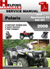 Thumbnail Polaris ATV Sportsman X2 500 EFI 2008 Service Repair Manual Download