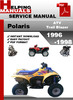 Thumbnail Polaris ATV Trail Blazer 1996-1998 Service Repair Manual Download