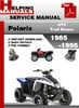 Thumbnail Polaris ATV Trail Blazer 1985-1995 Service Repair Manual Download