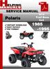 Thumbnail Polaris ATV Trail Boss 4x4 1985-1995 Service Repair Manual Download