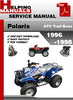 Thumbnail Polaris ATV Trail Boss 1996-1998 Service Repair Manual Download
