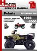 Thumbnail Polaris ATV Worker 500 1998-2000 Service Repair Manual Download