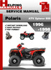 Thumbnail Polaris ATV Xplorer 500 1996-1998 Service Repair Manual Download