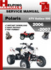 Thumbnail Polaris ATV Outlaw 500 2006-2007 Service Repair Manual Download