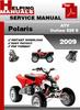 Thumbnail Polaris ATV Outlaw 525 S 2009 Service Repair Manual Download