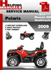 Thumbnail Polaris ATV Phoenix 200 Quadricycle 2009 Service Repair Manual Download
