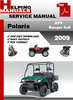 Thumbnail Polaris ATV Ranger 6x6 2009 Service Repair Manual Download