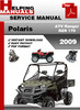 Thumbnail Polaris ATV Ranger RZR 170 2009 Service Repair Manual Download