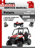 Thumbnail Polaris ATV Ranger RZR 2009 2010 Service Repair Manual Download