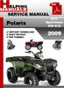 Thumbnail Polaris ATV Sportsman 400 H.O. 2009 Service Repair Manual Download