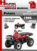 Thumbnail Polaris ATV Sportsman 500 1996-2000 Service Repair Manual Download